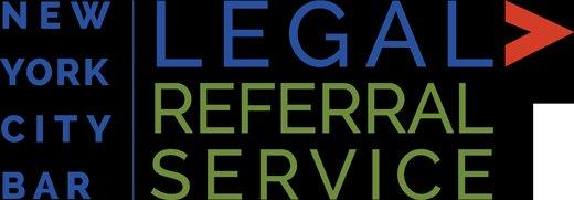 New York City Bar Legal Referral Service Logo