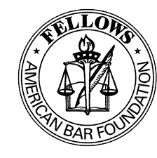 Fellows American Bar Foundation Badge