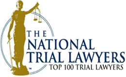 Top 100 Trial Lawyers The National Trial Lawyers Logo